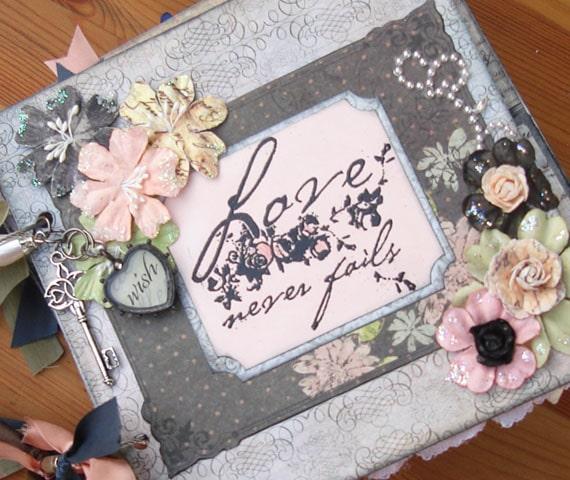 Love Never Fails mini album