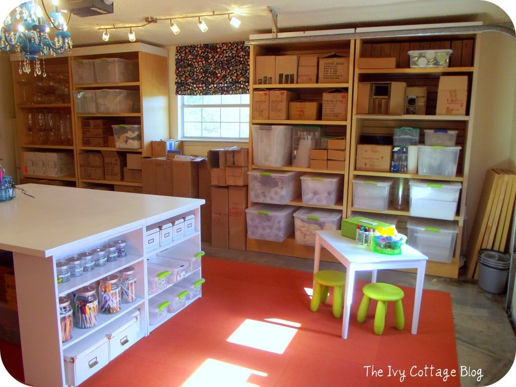 create a beautiful craft room the ivy cottage