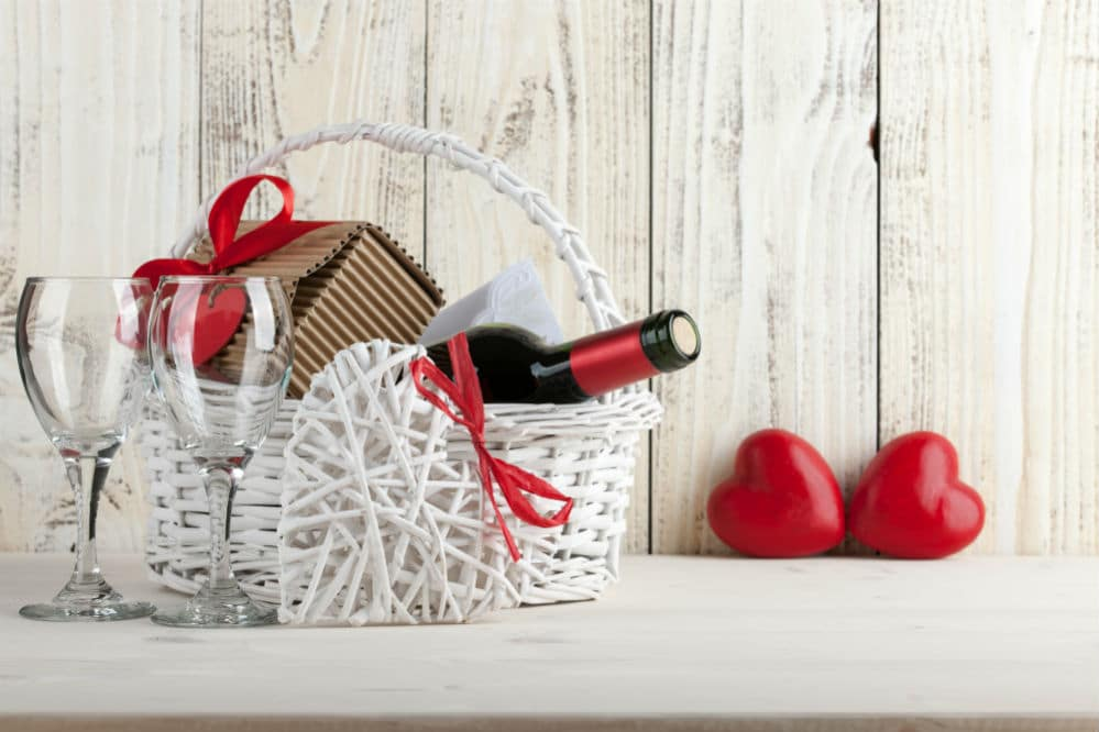 How to Make a Valentine's Basket: 11 Easy Gift Basket Ideas