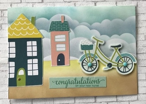 """ScrapbookingStore May 2019 kit - Our Design Team members used all crafting materials from our May 2019 monthly kit called """"Happy Days"""" collection by My Mind's Eye, which also includes Dear Lizzy """"Oh Hello"""" from the Lovely Day collection and Maggie Holmes """"Summertime"""" from the Carousel collection"""