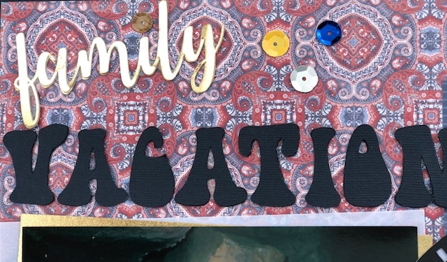 "ScrapbookingStore June 2019 kit - Our Design Team members used all crafting materials from our June 2019 monthly kit called ""Quest"" collection by Authentique"
