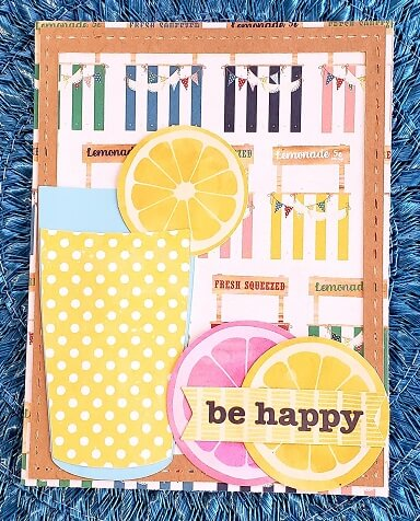 "ScrapbookingStore August 2019 kit - Our Design Team members used all crafting materials from our August 2019 monthly kit called ""Good Day Sunshine"" by Echo Park"