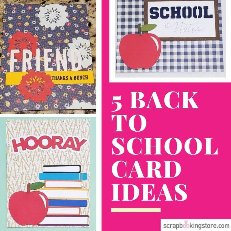 5 Back-to-School Card Ideas