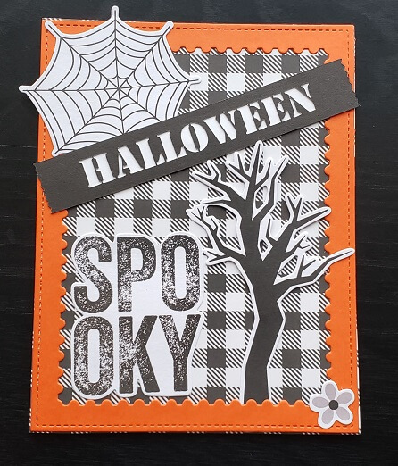 ScrapbookingStore October 2019 kit - Our Design Team members used all crafting materials from our October 2019 monthly kit called Happy Haunting collection by Simple Stories