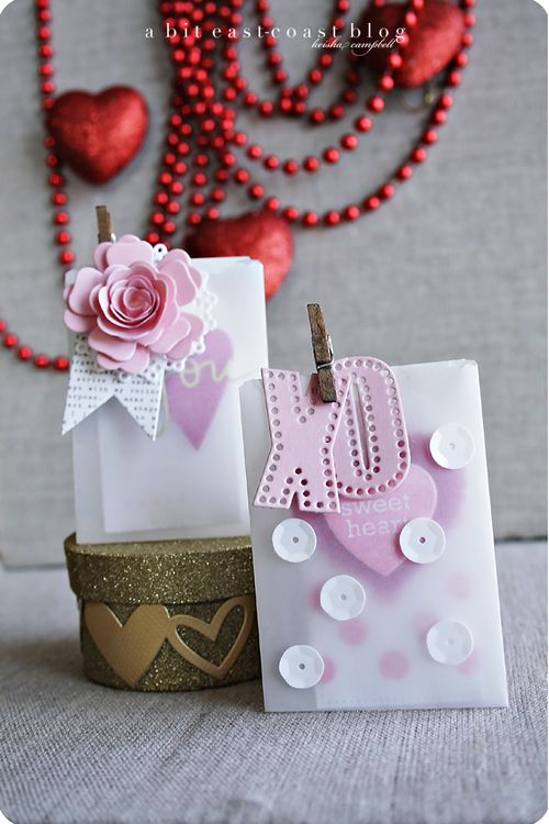 Valentines Day DIY Gift Tags