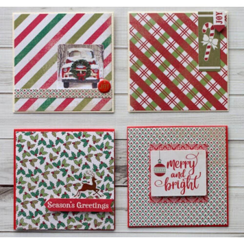 Scrapbooking Store - December 2019 - Rejoice Collection by Authentique
