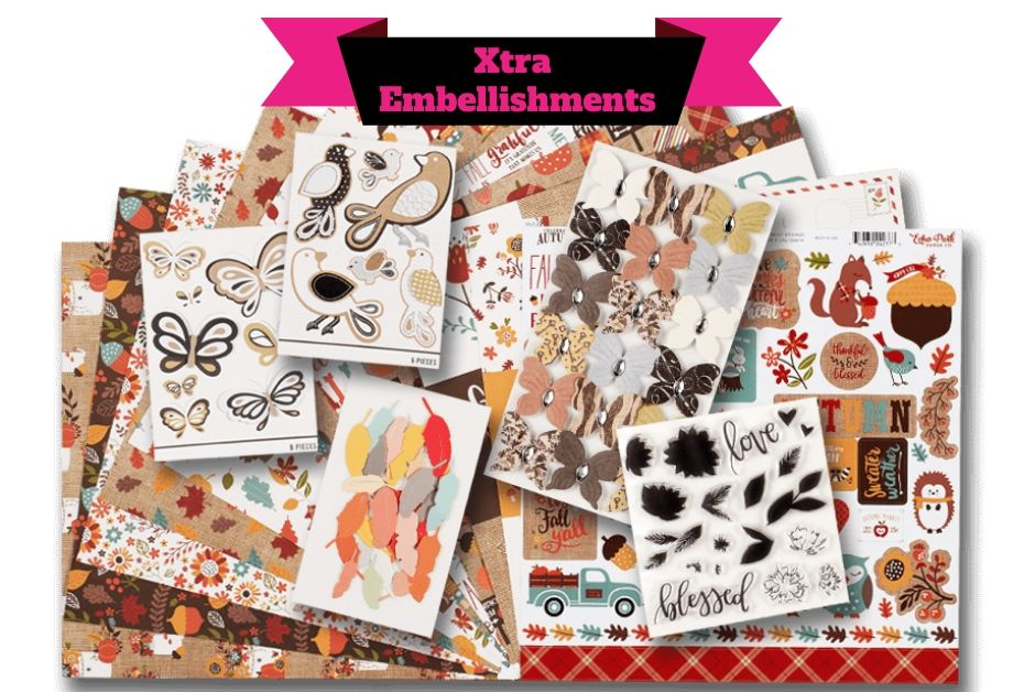 Scrapbooking Store - Celebrate Autumn by Echo Park